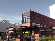 Container Mall, Christchurch: http://www.ytravelblog.com/things-to-do-in-christchurch/