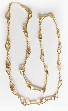 Tom Ford Gold Necklace