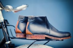 The Best Men's Shoes And Footwear : Handmade shoes and leather accessories for men. -Read More – Men's Shoes, Shoe Boots, Dress Shoes, Leather Accessories, Leather Shoes, Smart Casual Menswear, Latest Clothes For Men, Gentleman Shoes, Fashion Shoes