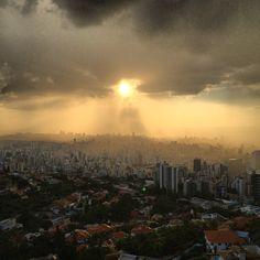 Mirante do Parque das Mangabeiras Grande vista! Celestial, Sunset, Outdoor, Road Maps, Arquitetura, Destinations, Outdoors, Sunsets, Outdoor Games