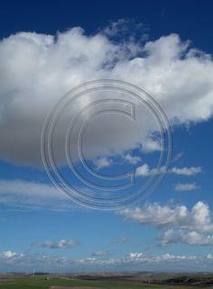 Skyscape Portrait, Andalucia