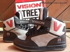 Open the boxes and share to the world Vision Skateboards, Old School Skateboards, Vintage Skateboards, Skate Shoes, Kid Shoes, Me Too Shoes, Shoe Boots, Skateboard Design, Skateboard Decks