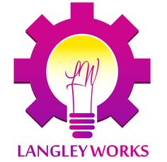 Langley Works is a social media marketing agency. The concept for the design is to always generate new ideas to boost brand awareness in creative ways.