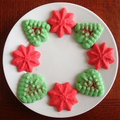 """Butter-Rich Spritz Butter Cookies 