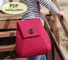 Caistor Courier PDF Sewing Pattern