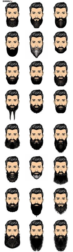 beard beard care beard grooming beard grooming kit beard growth oil beard oil beard shapes beard styles beard styles for men beard trimmer best beard oil facial hair facial hair styles how to grow a beard how to trim a beard types of beards Long Beard Styles, Hair And Beard Styles, Facial Hair Styles, Popular Mens Hairstyles, Hairstyles Men, Classic Hairstyles, Fashion Hairstyles, Beard Shapes, Mens Facial
