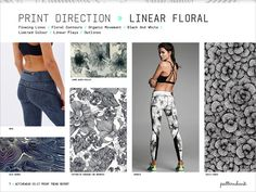 Activewear Spring/Summer 2017 Print & Pattern Trend Report | Patternbank