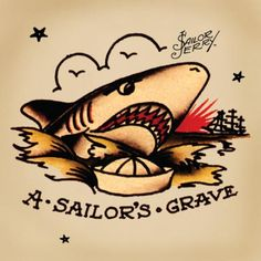 Tattoo Meanings - Swallows, Anchors, Sharks - Sailor Jerry