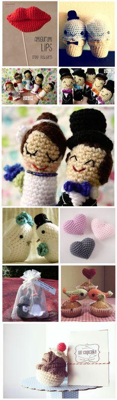 arte en bodas_amigurumi_crochet_novios_diy_ideas_originales_crochet_bodas