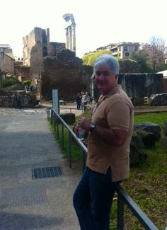 At the Roman Forum
