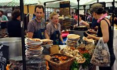10 of the best London street food stalls