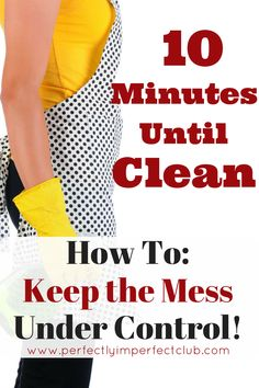 Ten Minutes Until Clean - Perfectly Imperfect Club