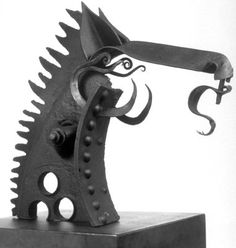 "Sculpture ""Freedom Ride"""