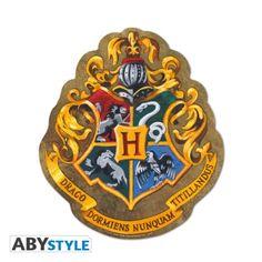 HARRY POTTER Tapis de souris Harry Potter Poudlard en forme