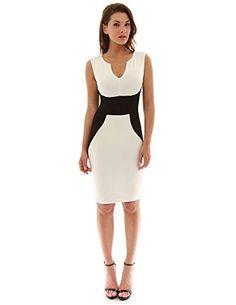 PattyBoutik Women's Notch Neck Empire Waist Dress (Ivory ... https://www.amazon.com/dp/B01MZDU817/ref=cm_sw_r_pi_dp_x_4OXvzbA4MK0PM