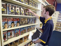 Or when you went to rent a video at Blockbuster and they didn't have any more copies of the movie you wanted.