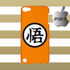 Dragonball Z Goku GI Orange iPod 5 5g 5th Touch Case Cover Hardshell