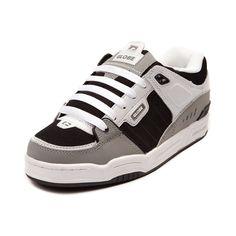 Mens Globe Fusion Skate Shoe Scarpe Da Ginnastica Con La Zeppa 13acff5b6ce