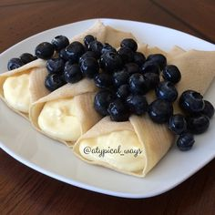 Ingredients: 1 Scoop (30grams) of Vanilla Plant Fusion protein powder 3 egg whites 7ozs of unsweetened Vanilla Almond Milk – DIVIDED 50grams Dannon Light & Fit Vanilla fat free Greek Yogurt 12g…
