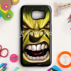 New Incredible Hulk Marvel The Avengers Samsung Galaxy S6 Edge Plus Case | armeyla.com
