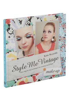Style Me Vintage: Make-up, #ModCloth