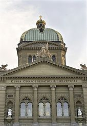 Bundeshaus (Bern) – Wikipedia