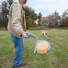 Does your dog judge your pathetic throwing skills? Get a Winga and earn back their respect. | 41 Insanely Clever Products Your Dog Deserves To Own