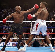 Lennox Lewis Beats Iron Mike Tyson This Day June 2002 Lennox Lewis lbs Mike Tyson 234 lbs KO at in round 8 of 12 Location: The Pyramid, Memphis,. Lennox Lewis, Boxe Mma, World Boxing, Boxing History, Human Poses Reference, Boxing Training, Boxing Workout, Boxing Champions, Black History Facts