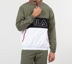 FILA Windbreaker Jacket Green