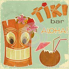 vintage hawaii postcard - Google Search