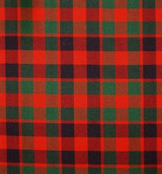Gow Modern Tartan. Strome Heavy Weight Fabric from Lochcarron of Scotland, sold by the metre. 500-515gm per linear metre 138 cm wide. . . Sold by TartanPlusTweed.com A family owned kilt and gift shop in the Scottish Borders
