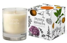 Lavender Fields candle from Petits Rituels