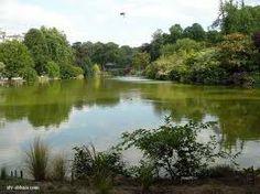 parc Montsouris - PARIS 14ème.