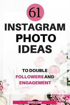 Creative Instagram post ideas to make your Instagram feed captivating. Get two-months photo ideas for Instagram to build engagement and get followers on Instagram. These Instagram content ideas are perfect to engage audience, and new followers everyday. #instagramtips #instagrammarketing #blogging #bloggingtips #socialmediamarketing #smm