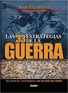 Las 33 Estrategias de La Guerra (Alta Definicion): Amazon.es: Robert Greene: Libros