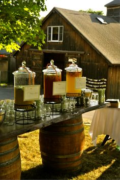 Classic Farm Wedding | New England Country Rentals