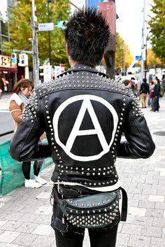 Anarchy at Harajuku Station | Flickr - Photo Sharing!