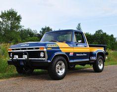 Walker Evans Ford F100