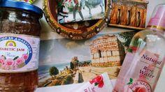 Несебр богат на сувениры. Это и розовая косметика, и молочная продукция, кожа, вино, керамика. На что обратить внимание при выборе подарка из Болгарии?