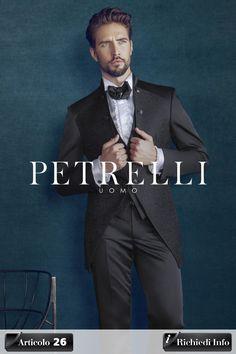 Petrelli Uomo Cerimonia, 2015