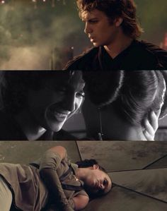 """""""So love has blinded you?"""" """"Well, that's not exactly what I meant."""" - Anakin & Padmè - Star Wars Episode III: Revenge of the Sith"""
