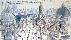 ITALO CALVINO'S INVISIBLE CITY DIOMIRA by Sanchari De, others