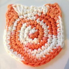 Easy crochet pattern for tea and cat lovers ;)