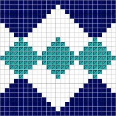 IM Fehren uploaded this image to 'Marokko'. See the album on Photobucket. Tapestry Crochet Patterns, Bead Loom Patterns, Weaving Patterns, Quilt Patterns, Hexagon Quilt Pattern, Crochet Chart, Crochet Motif, Knitting Charts, Knitting Patterns