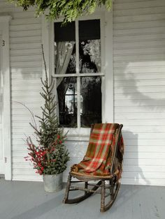 672 best country christmas images on pinterest in 2018 for Country porch coupon code