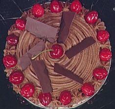 La prova del cuoco: torta di cioccolato e ciliege di Guido Castagna - LaNostraTv