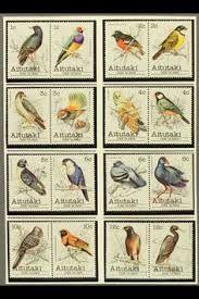 aitutaki bird - Cook Islands