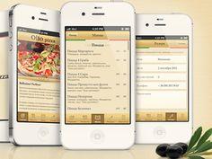 Olio-pizza-ios-app