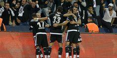 Beşiktaş Rusya'da galibiyet arıyor
