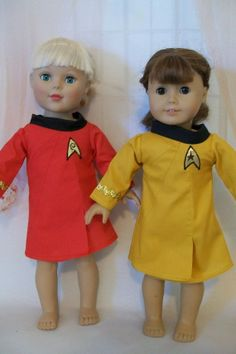 MADE TO ORDER. American Girl Doll Clothes  Star by MyKaraBella, $28.00